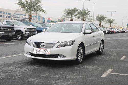 Toyota Aurion V6 2016 No Paint