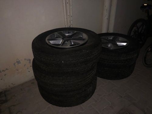 5 New tyres for sale