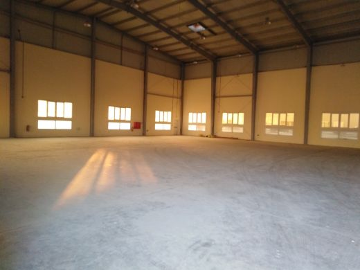 Workshop wood for rent 900 sqm