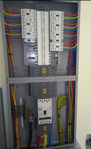 I do all kind of electricity work call