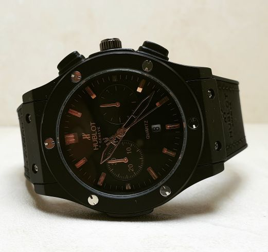 HUBLOT Black Matt Watch For Sale