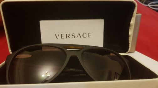 sunglass Versace mint condition