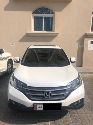 Full options HONDA CRV 2013