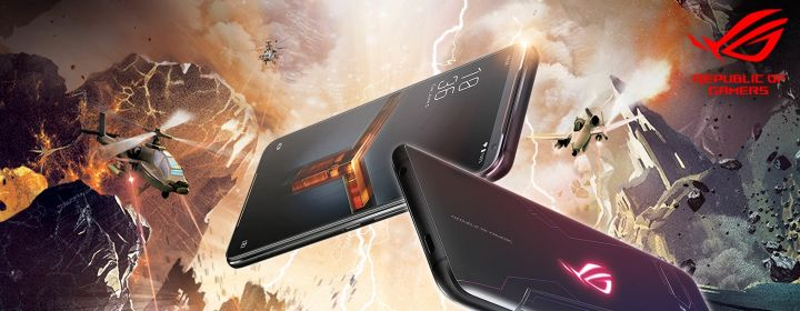 ASUS ROG PHONE 2 12GB/512GB New