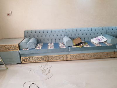 SOFA MAKING & Repairing Carpet Sale & Fi
