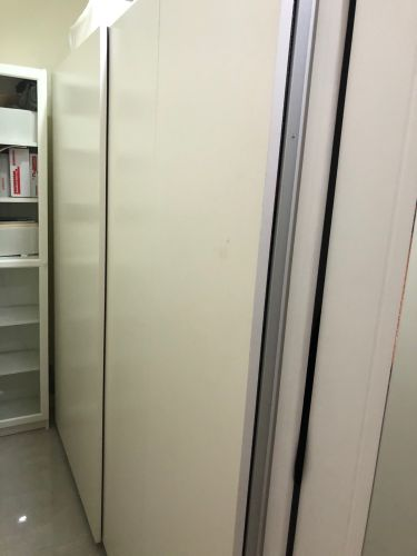 2 sliding door cupboard
