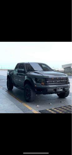 Ford raptor svt