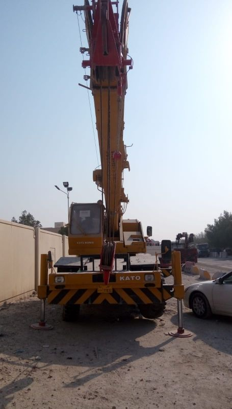 Crane Kato 20ton for sale