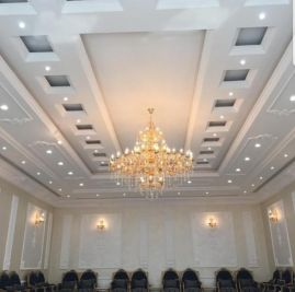 gypsum board and paint work