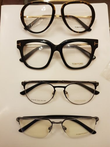 Glasses and frames
