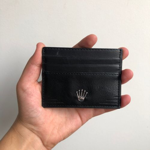 New ROLEX card holder