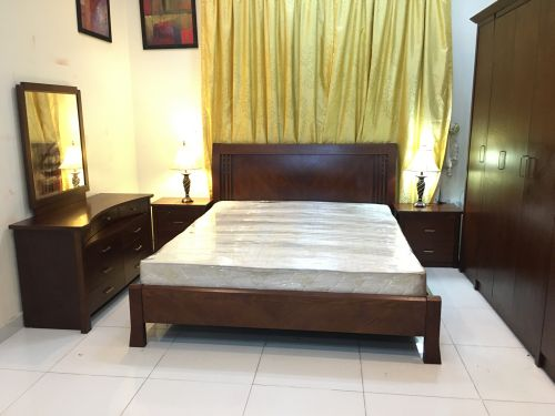 Used King Bedroom Set sale
