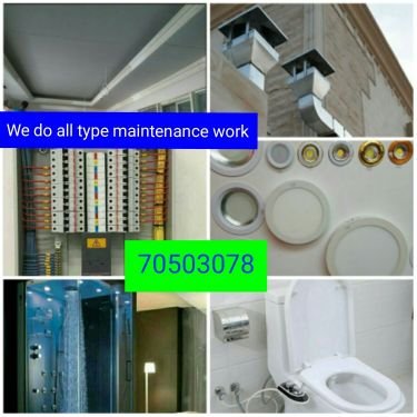 Construction & Home repairs