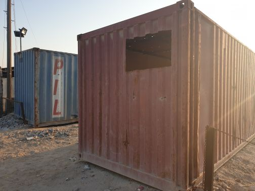 containers for sale urgently