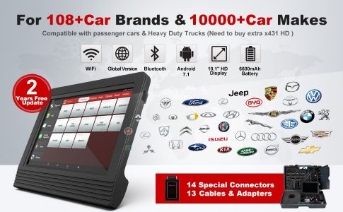 All cars Diagnostic Professional Scanner