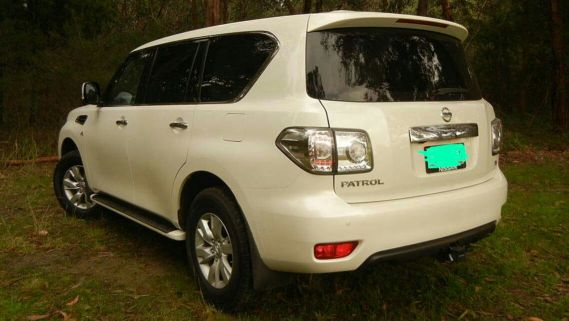 Nissan Patrol in A1 Condition