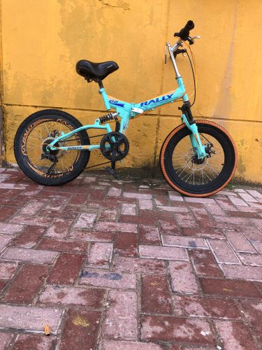 For sale rally bicycle sports