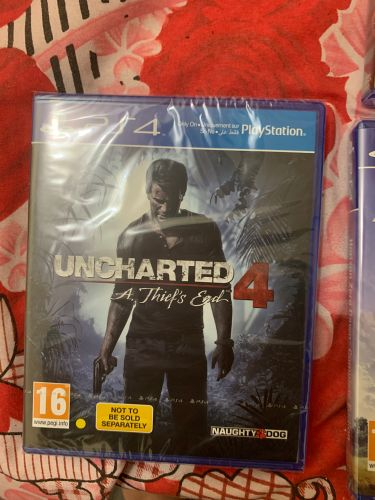 Ps4  3 games for sale .. 400 qr