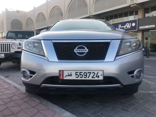Perfect Nissan very low Km