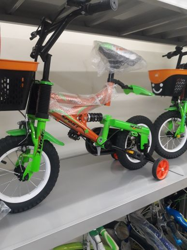 Kids Cycle Size 12