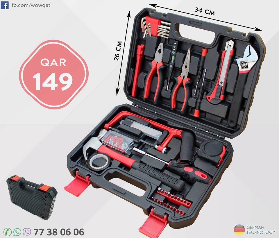 ALL-IN-ONE TOOL KIT