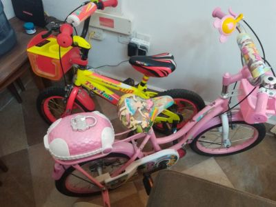 kids Bicycles in perfect condition