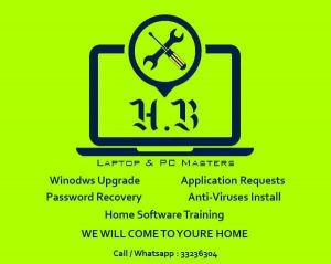 Laptop & Pc Software and applications