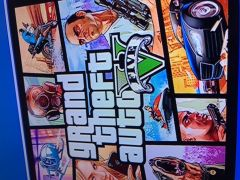 Gta 5 account with ps+