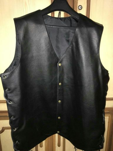 Leather Vest /Jackets for Sale