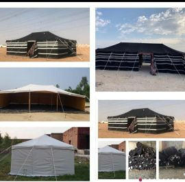 all kind of tents making & fixing work
