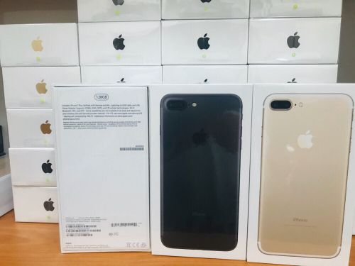 iPhone 7plus 128 brand new