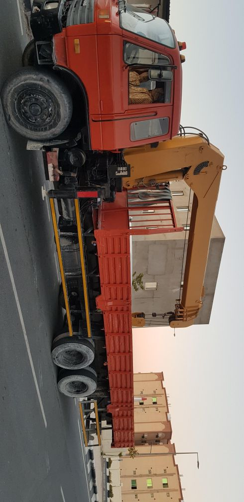 For sale boom truck 10 Ton 2007