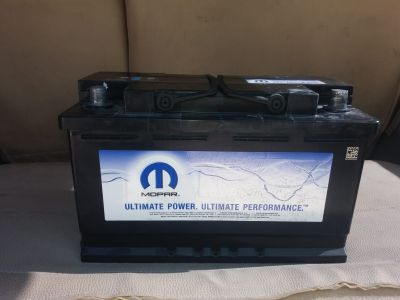 Battery 80 Ampere 77550378