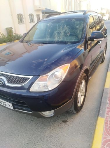 Hyundai veracruz 2008 full options