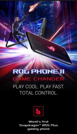 ASUS ROG PHONE 2 ,,512 New