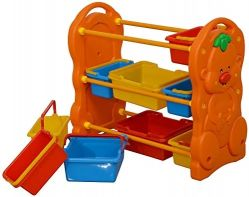 Plastic Toy Stand For Kids