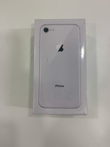 New iPhone 8 256 GB silver