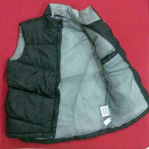 Jacket Sleeveless