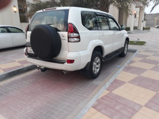 Toyota prado 2009 vx full option