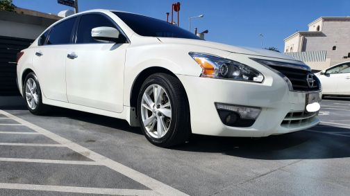Nissan Altima limited edition