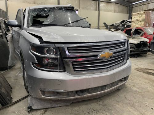 Chevrolet tahoe 2018 scrap