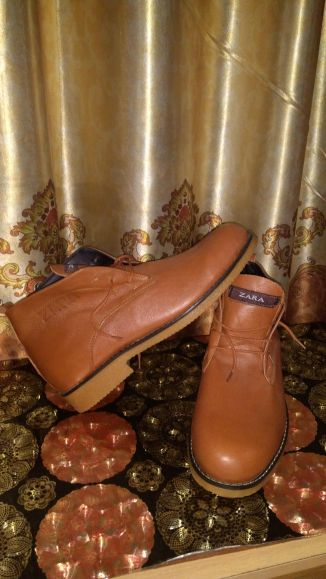 Zara boots for 350QR SIZE 45-44