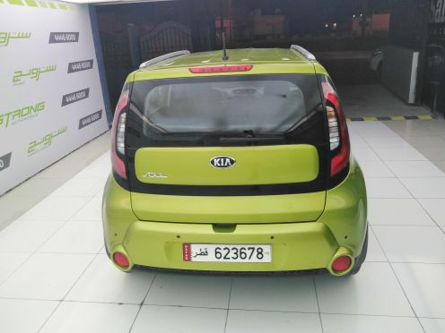 Kia soul with full insurance low mailge