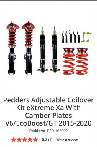 Mustang coilover kit