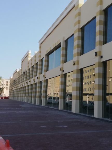 Shop For rent in al sadd 120m