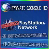 cid for ps3 for banned ps3