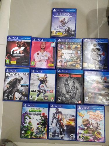 Ps4 games new & used