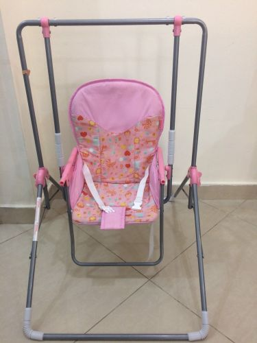2 in 1 baby swing+chair