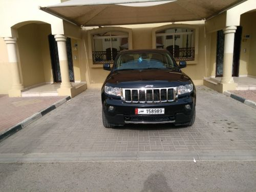 Grand Cherokee 2011 Limited