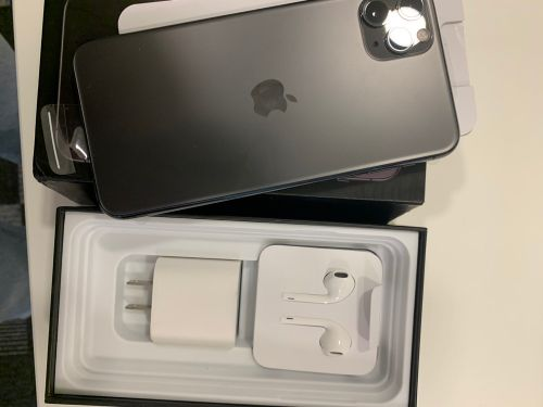Perfect iPhone 11 Pro Max 64 blac